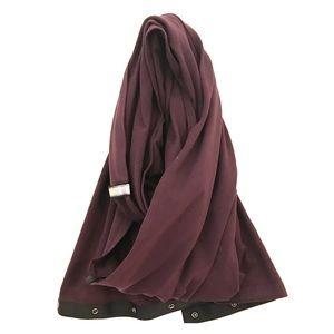 Lululemon vinyasa scarf - maroon color o/s